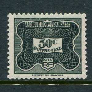 French Equatorial Africa #J14 Mint - penny auction