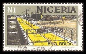 Nigeria 306 Used F-VF
