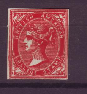 J16397 JLstamps very old canada mng queen #