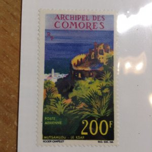 Comoro Islands  # C19  MH