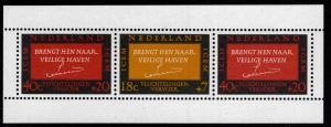 Netherlands Scott B408a MNH**  1966 Souvenir sheet