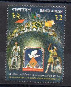 BANGLADESH - SCOUTISM - HANDICAP - 9th ASIAN PACIFIC MEETING - 1997 -