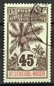 Upper Senegal & Niger #12 Used CV$11.00 Oil Palms