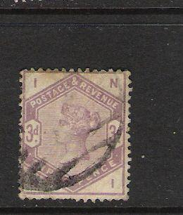 GREAT BRITAIN 102 USED FAULTY W30 CV100 Q421