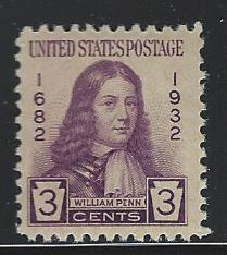 United States   mnh SC 724