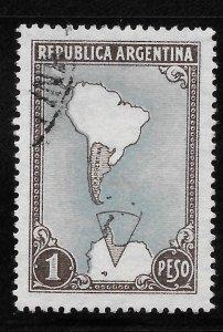 Argentina Used [3271]