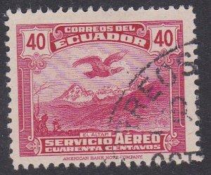 Ecuador Sc #C53 Used