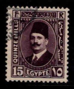 Egypt Scott 140 Used stamp