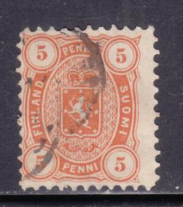 Finland #18 Used