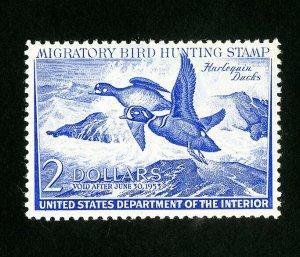 US Stamps # RW19 Superb OG NH Choice Catalog Value $90.00