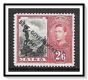 Malta #220 Self-Government Issue MH