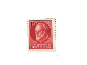 Bavaria 1920 - Scott #101
