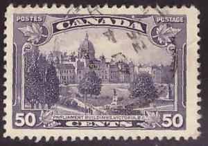 CANADA Scott 226 Used key pictorial stamp