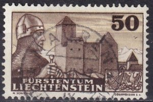 Liechtenstein  #145  F-VF Used  CV $7.00 (Z2938)
