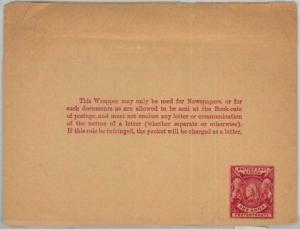 77281 - British East Africa - Postal History - POSTAL STATIONERY WRAPPER  # 2