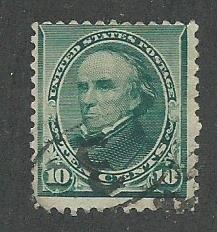 1890 United States Scott Catalog Number 226 Used