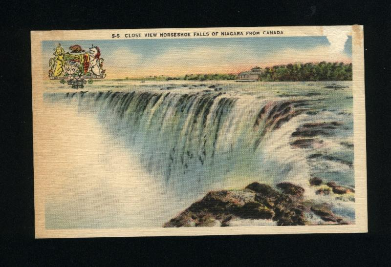 Canada #252   post card  used  1942-43 PD