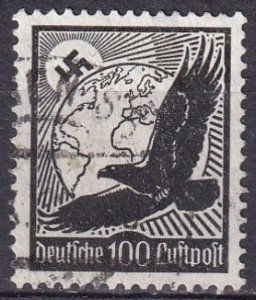 Germany #C54 F-VF Used CV $2.60  (S10285)