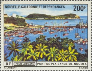 New Caledonia Scott #'s C84 MNH