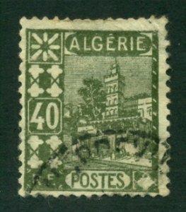 Algeria 1926 #47 U SCV (2020) = $0.25