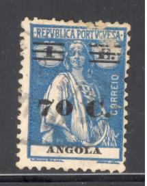 Angola Sc # 238 used (RS)
