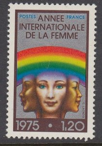 France 1456 Year of Women mnh