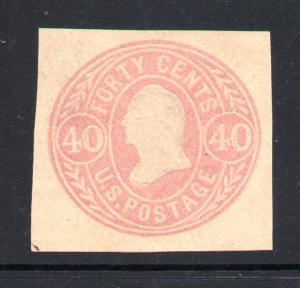 U73 Mint  Fine+ CV $120