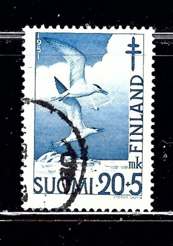 Finland B109 Used 1951 issue