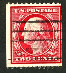 U.S. #349 USED