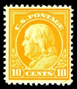 U.S. WASH-FRANK. ISSUES 416  Mint (ID # 80702)
