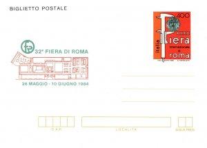 Italy, Postal Stationary