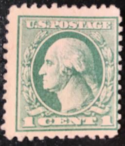 525 Washington Series, 11 perf., NWM, circ single, NH, Vic's Stamp Stash