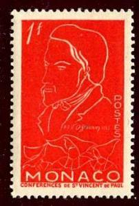 Monaco; 1954; Sc. # 306; */MH Single Stamp