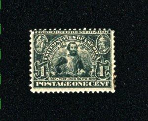 USA #328   Mint NH 1907 PD