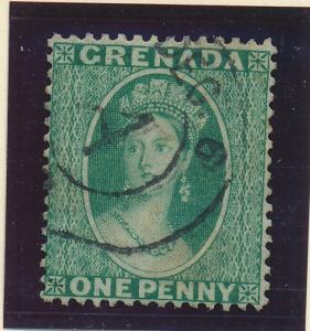 Grenada Stamp Scott #7A, Used - Free U.S. Shipping, Free Worldwide Shipping O...