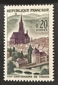France 1961 #1004, MNH, CV $.45