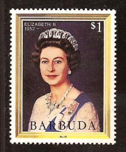 Barbuda  #  625  Mint  N H