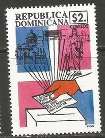 Dominican Republic 1357 MNH JB