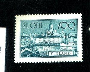 FINLAND #350 MINT XF OG NH Cat $15