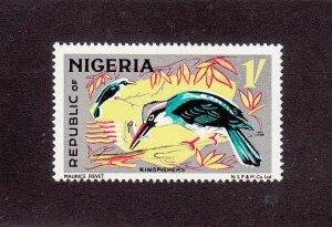 Nigeria Scott #192 MH