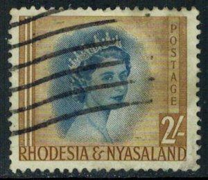Rhodesia and Nyasaland Scott 151 Used.