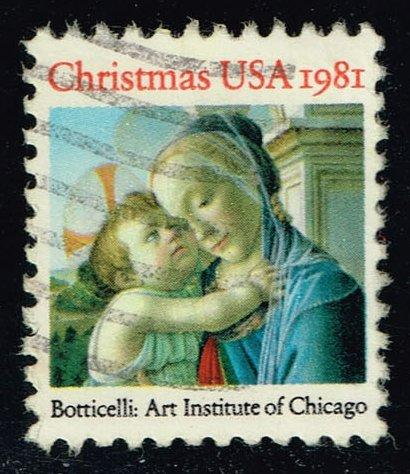US #1939 Christmas Issue; Used at Wholesale