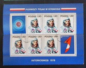Space, Poland, (1906-T)
