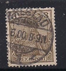 Germany Sc.# 53 Used Mi.# 54 L3