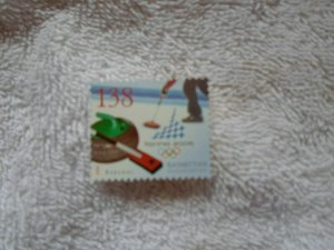 06 KAZAKHSTAN TORINO WINTER OLYMPIC GAMES MNH SC# 506