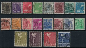 Germany #557-77  CV $120.15