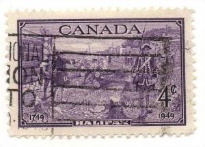 Halifax bicentenary - Scott #283