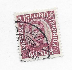 Greenland #123 Used CAT VALUE $3.25