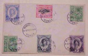 TONGA  FDC? #74-7 SEPT 8,1942