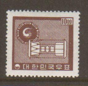 Korea #368 Mint